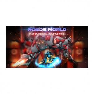 Robo's World: The Zarnok Fortress